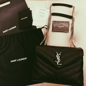 YSL Loulou Small 2018